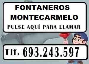 Fontaneros Montecarmelo Madrid Urgentes